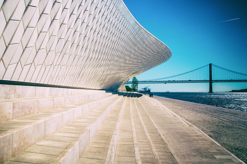 MUSEUM ARCHITECTURE OF THE YEAR AWARD: MAAT: Museum of Art, Architecture and Technology - Lisbon, Portugal