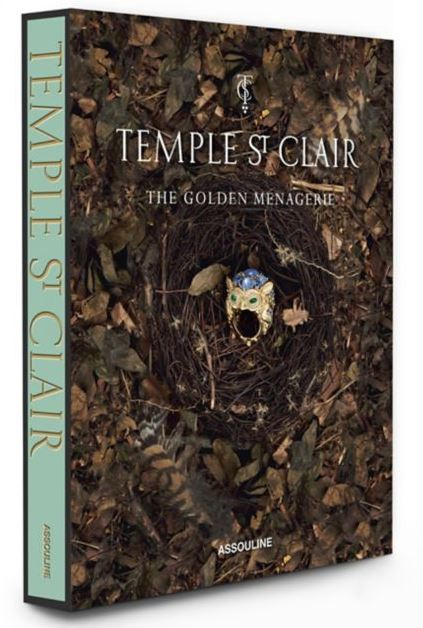 THE GOLDEN MENAGERIE - LEGENDS: BY TEMPLE ST. CLAIR