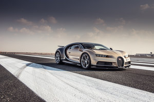 bugatto chiron topgear magazine awards hyper car of year