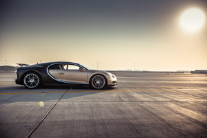 BUGATTI CHIRON TOPGEAR MAGAZINE HYPER CAR OF THE YEAR