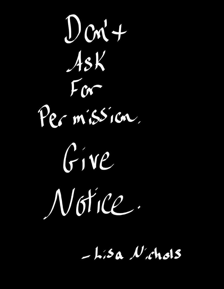 Lisa Nichols quote