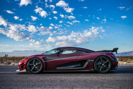 Agera RS Nevada