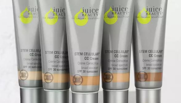 JUICE BEAUTY CC CREAMS