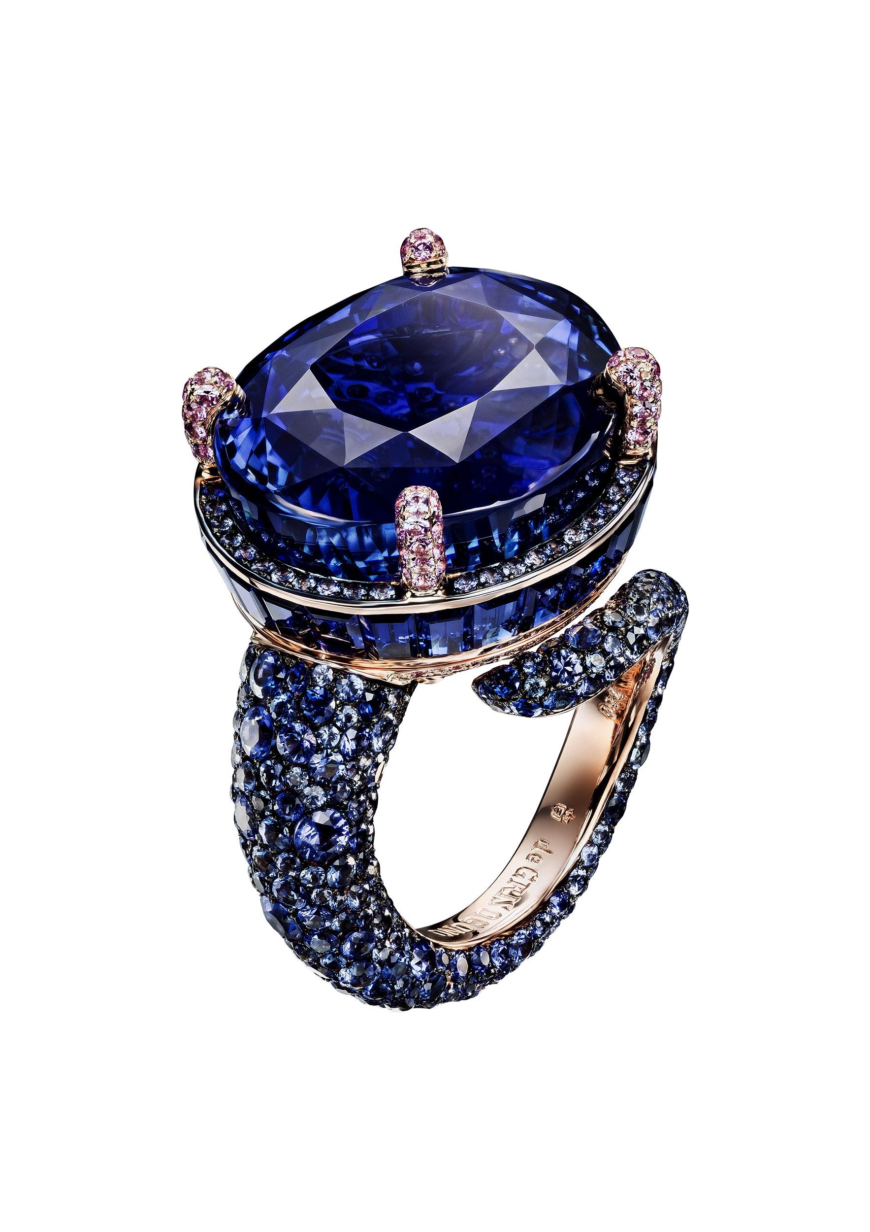 de Grisogono Sapphire and Gold