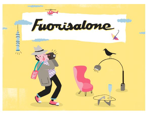 FUORISALONE: The Milan Design Week board game