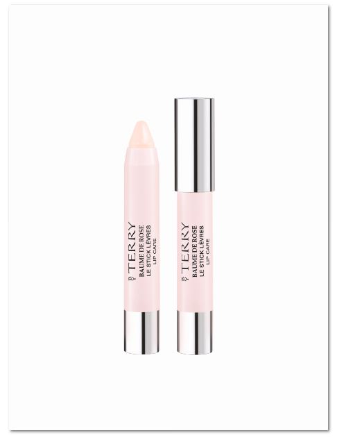 BY TERRY BAUME DE ROSE LIP CARE TUBE