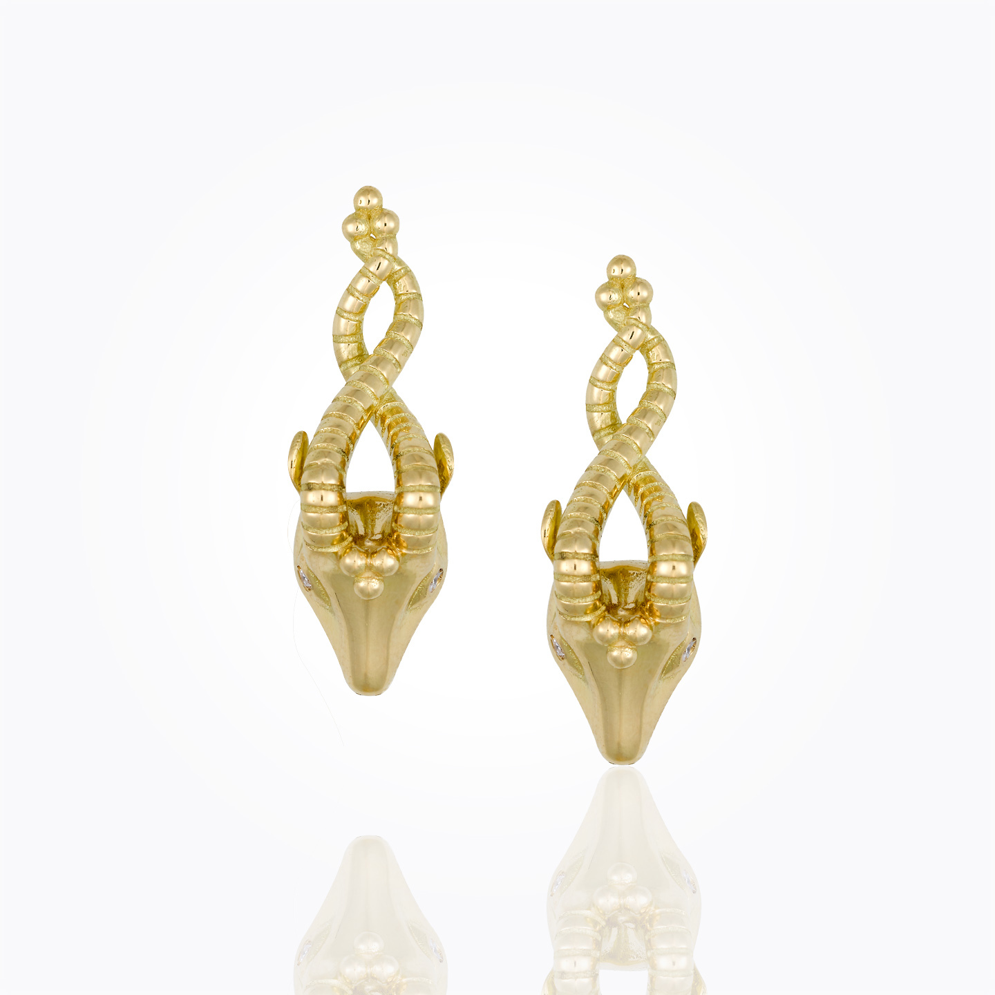 Temple St. Clair Gazelle Earrings