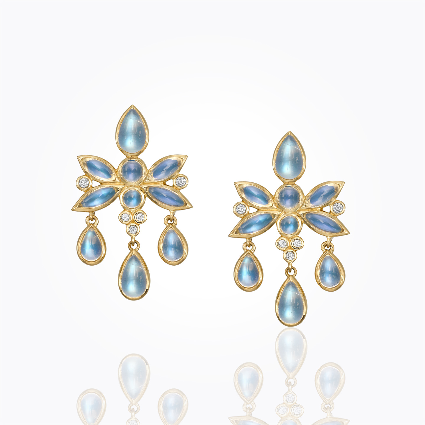 Temple St. Clair Royal Bee Earrings