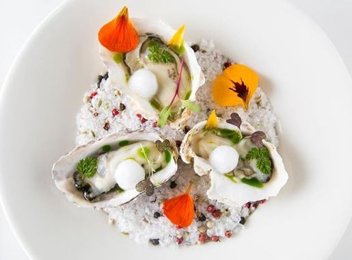 NERAI RESTAURANT NEW YORK CITY OYSTERS