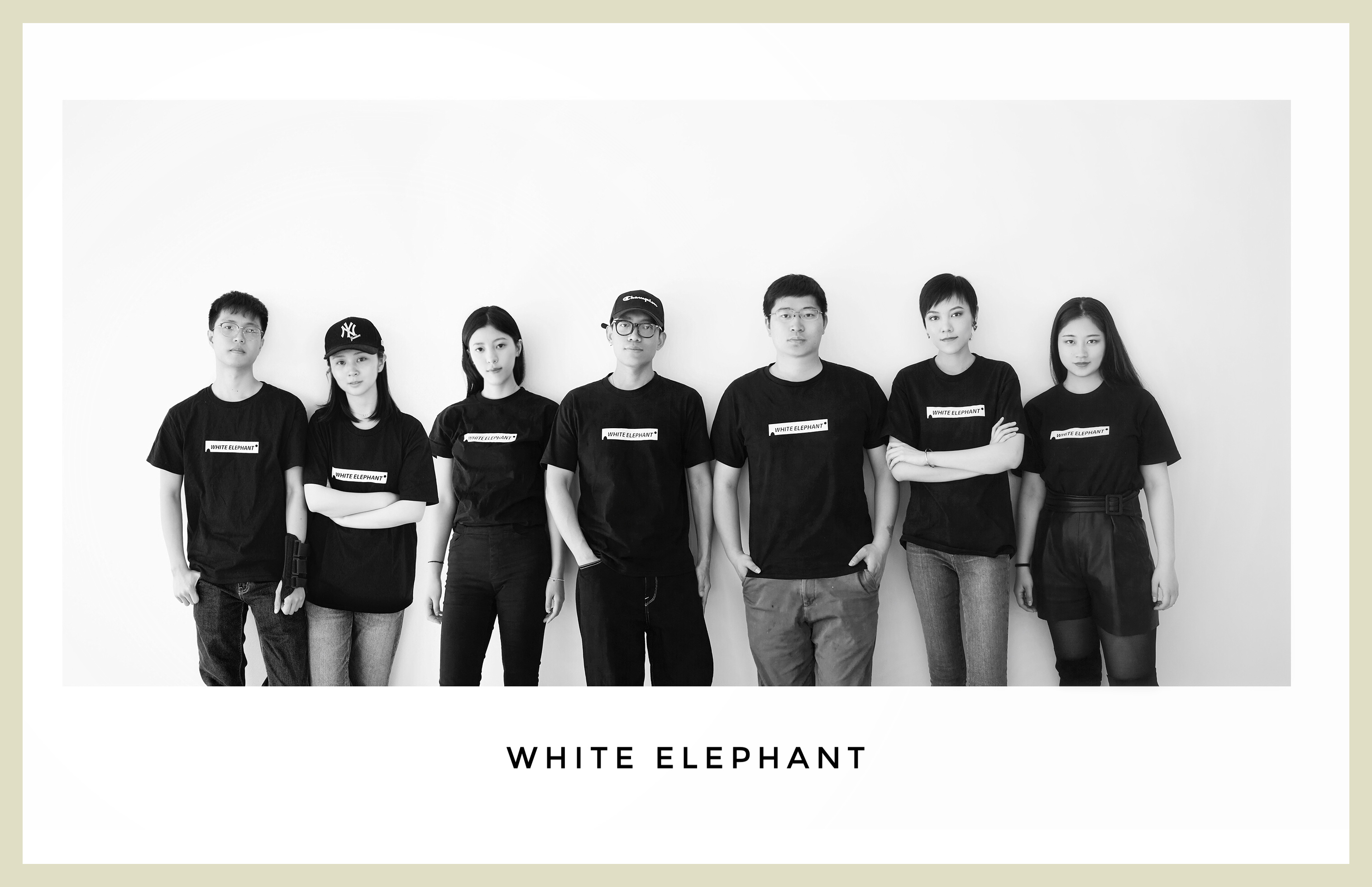 WHITE ELEPHANT PRODUCTION TEAM