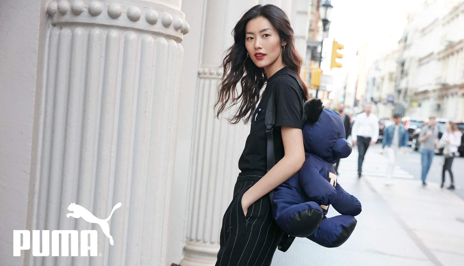LIU WEN - PUMA CAMPAIGN - PRODUCED BY TIMMY LIANG