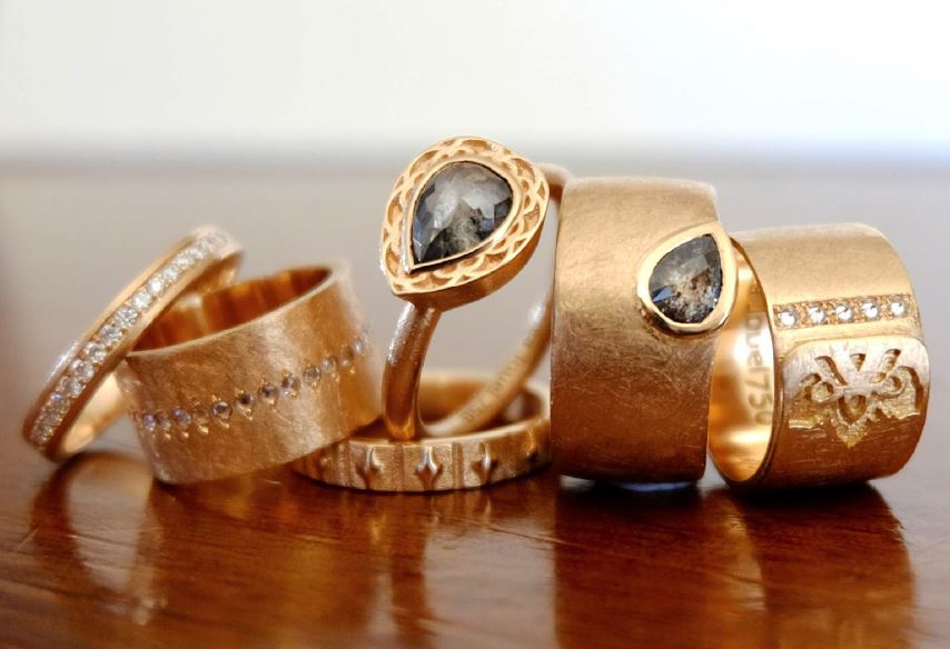 LUCA JOUEL: RING COLLECTION