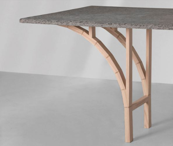 GIUSTINI/STAGETTI: Giacomo Moor - Centina Dining Table