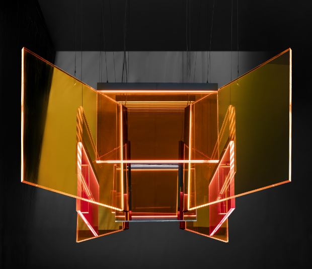 Gate 5 special commission for Design Miami/Basel: Mandala by Johanna Grawunder