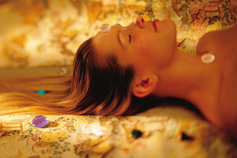 MANDARIN ORIENTAL SPA CHAKRA BALANCING TREATMENT