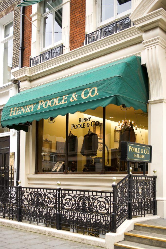 HENRY POOLE & COMPANY