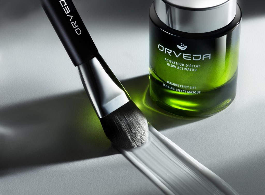 ORVEDA: Ironing Effect Masque