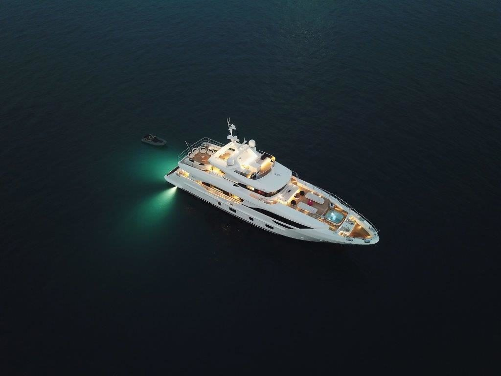 Benetti Cannes yachting Festival 2018 uriamir