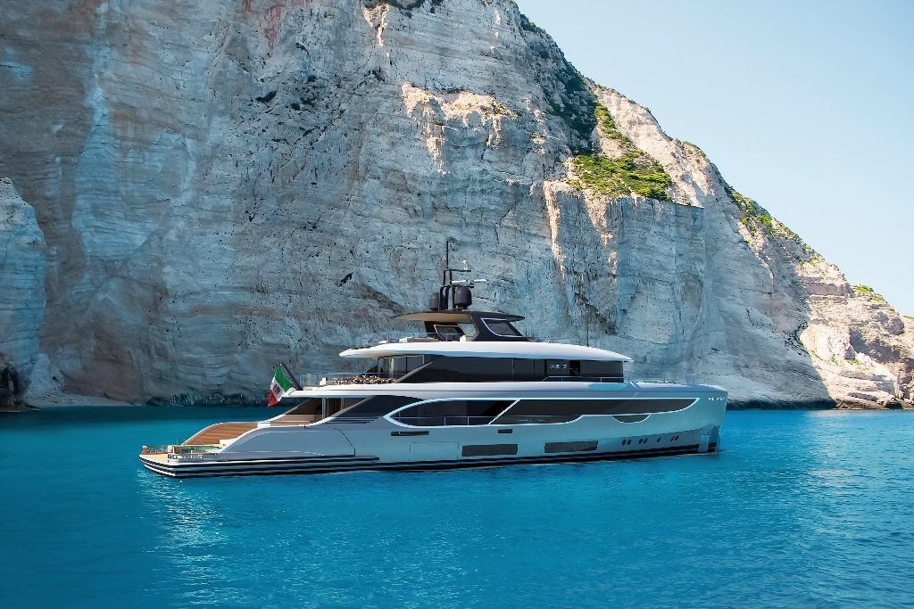 Benetti yachts Cannes yachting festival