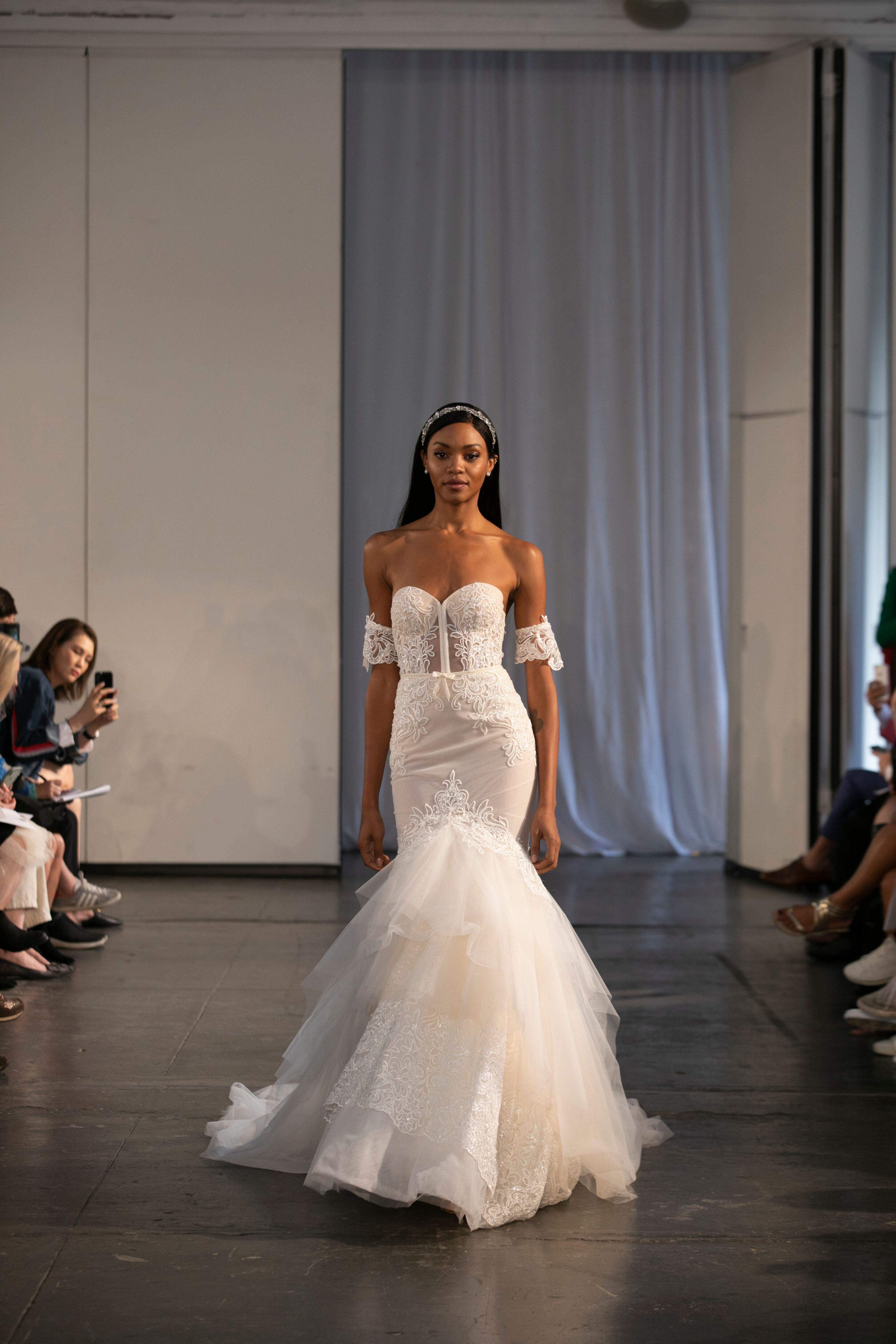 BERTA: WEDDING GOWN FALL COLLECTION 2019