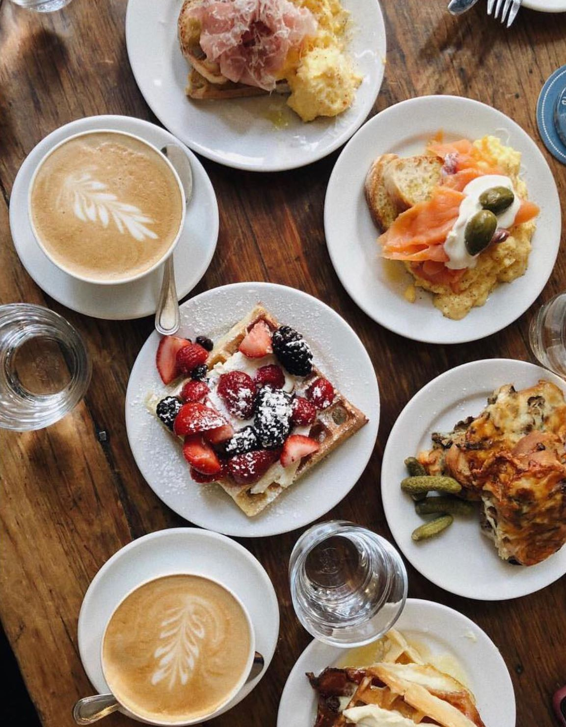 BUVETTE: NEW YORK CITY - BRUNCH