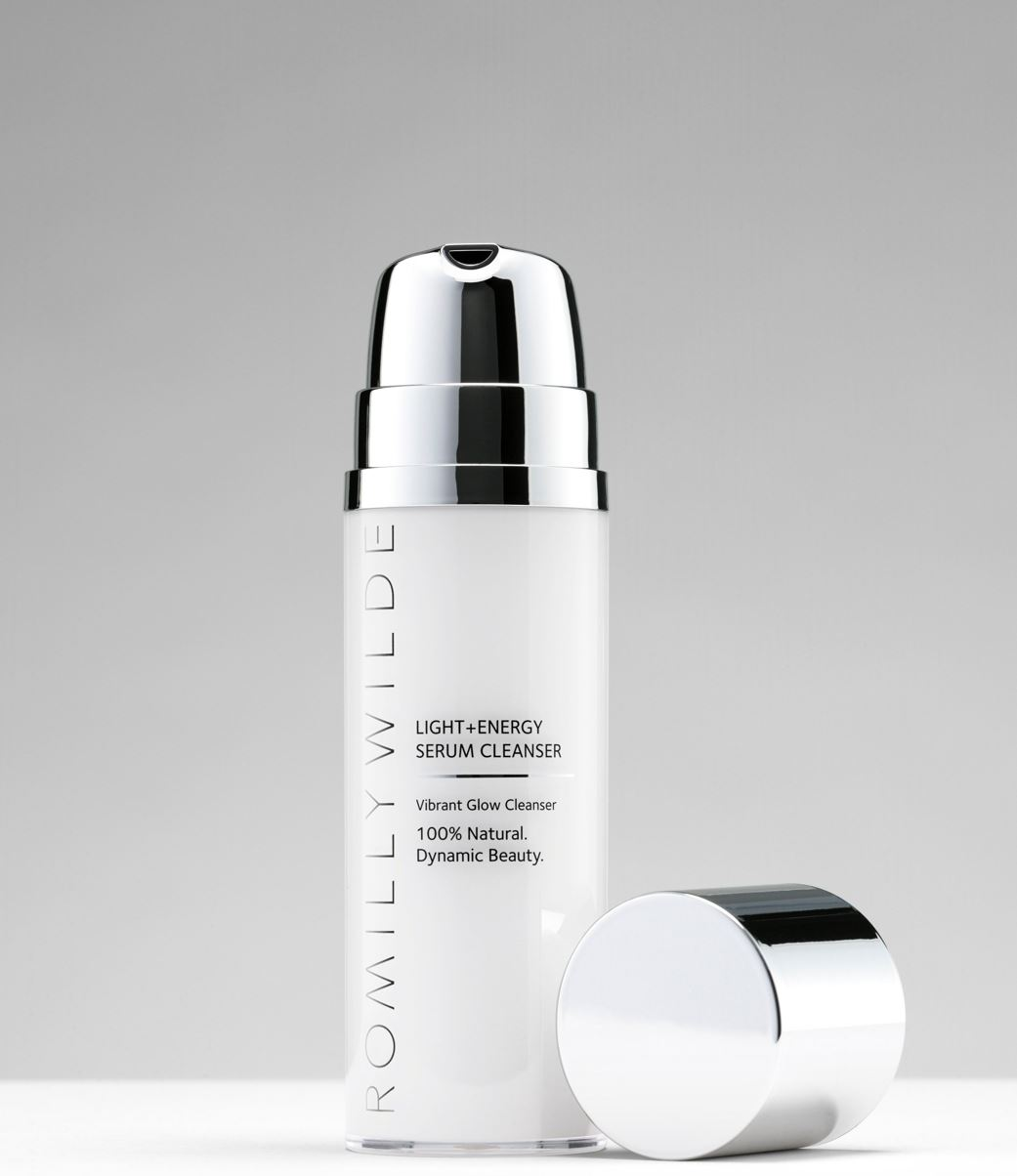 ROMILLY WILDE: Light + Energy Serum Cleanser