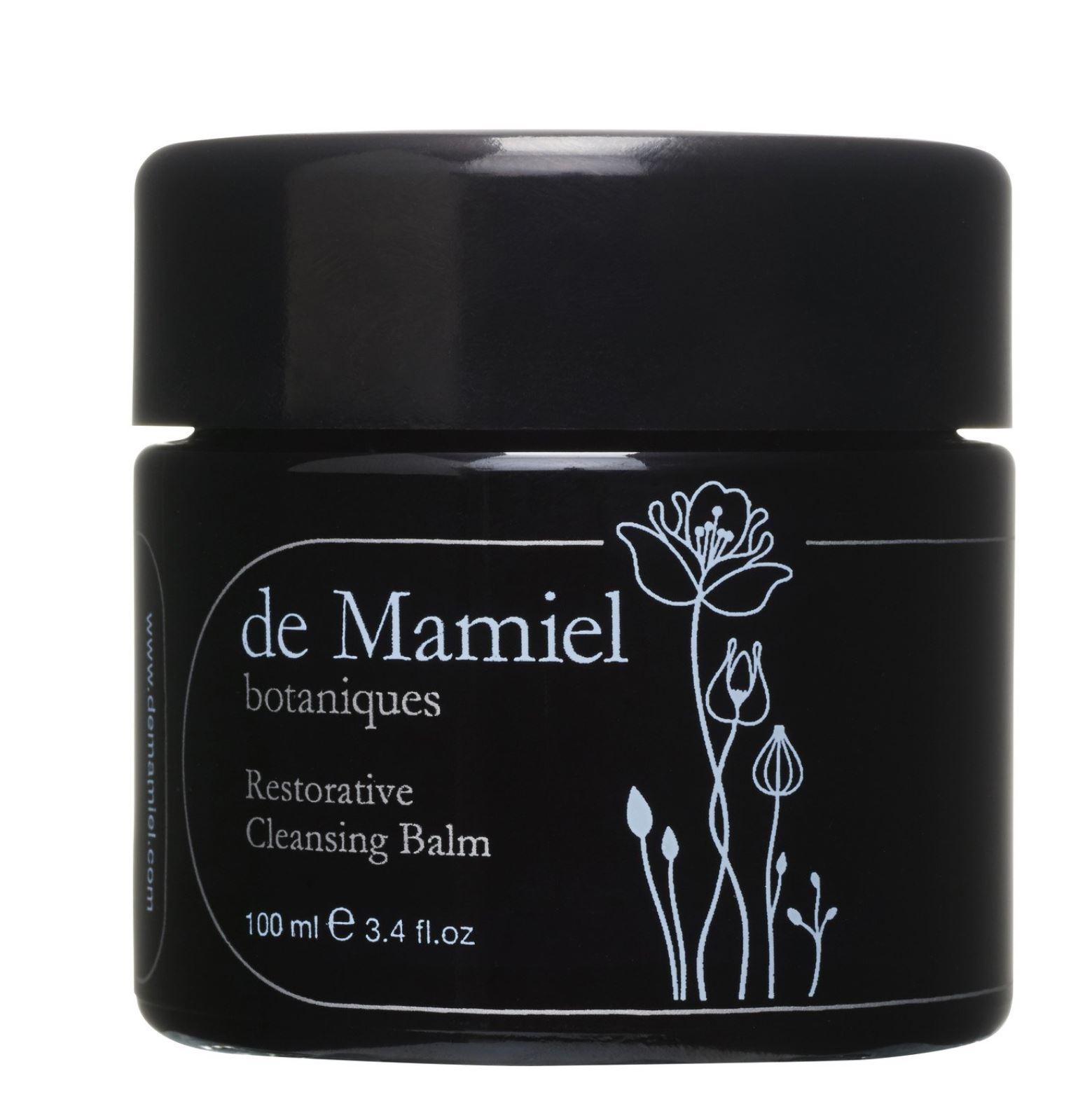 DE MAMIEL: RESTORATIVE CLEANSING BALM
