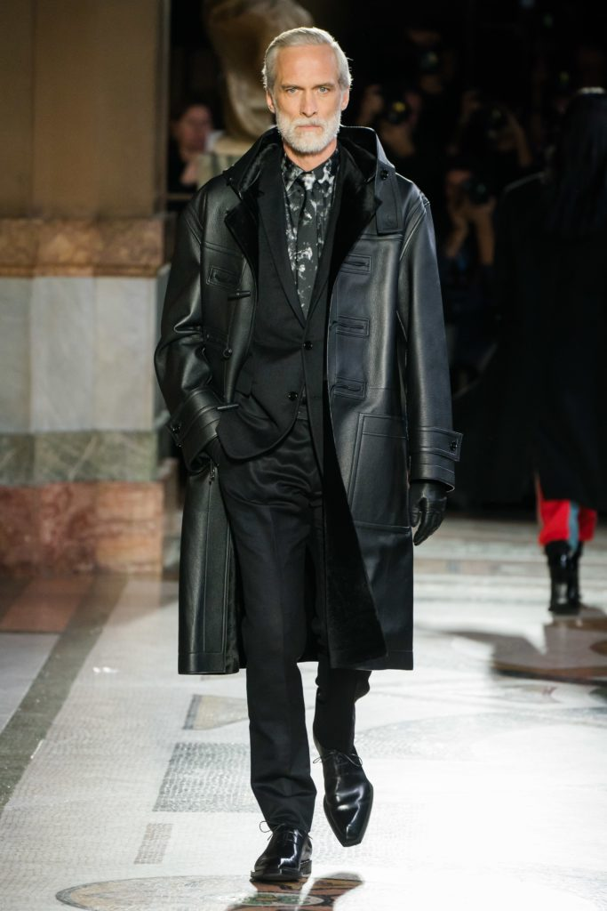 BERLUTI: MEN'S FALL/WINTER 2019