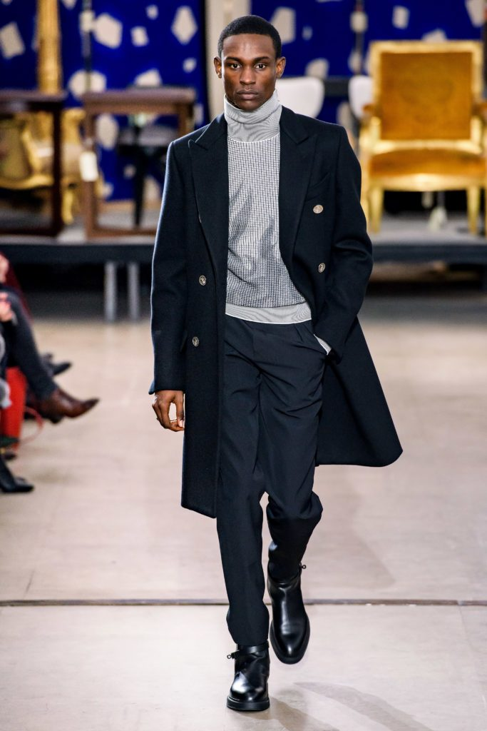 HERMES: MEN'S FALL/WINTER 2019