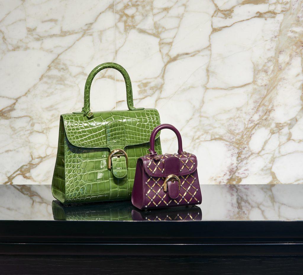 Delvaux Brillant Bag 1958 & Emiel Verraneman's drawers.- 2