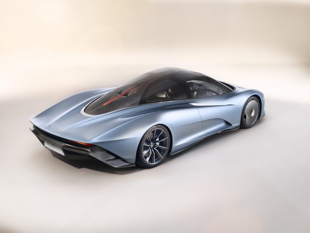 McLaren: Speedtail